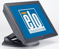 (Click to Enlarge) ELO TOUCHSYSTEMS [e463022] - ELO - 1729L - 17- LCD - APR TOUCH TECHNOLOGY - USB - DARK GRAY - DESKTOP [e463022]
