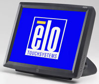 (Click to Enlarge) ELO TOUCHSYSTEMS [e516663] - ELO  1529L  15 Inch LCD  INTELLITOUCH  SERIAL/USB INTERFACE  DARK GRAY  NO STAND  NO [e516663]