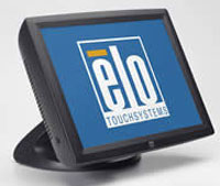 (Click to Enlarge) ELO TOUCHSYSTEMS [e183562] - ELO - 1520 - 15 INCH  LCD - TOUCHCOMPUTER - ACCUTOUCH - SERIAL/USB INTERFACE - WINDOWS WEPOS - DARK GRAY - DESKTOP [e183562]