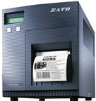(Click to Enlarge) SATO AMERICA [w00413021] - >> CL412E - 4.1- PRINTER - 305DPI - U SB ENHANCED (ITEM ALSO KNOWN AS : SAT-CL412EU) [w00413021]