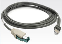 (Click to Enlarge) SYMBOL (152) [sym-cbau03s07zar] - >>> CABLE UNIVERSAL STYLE USB POW +  7- STRAIGHT. (ITEM ALSO KNOWN AS : CBA-U03-S07ZAR) [sym-cbau03s07zar]