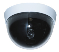 (Click to Enlarge) ELMO USA CORPORATION [elu-tnd4003x] - >>> HI RES COLOR DOME CAMERA 1/3 Inch  4MM LENS/480TVL/0.5LUX [elu-tnd4003x]