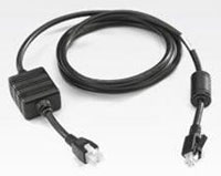 (Click to Enlarge) ZEBRA ENTERPRISE [50-16002-029r] - ZEBRA EVM - DC LINE CORD FOR 4-SLOT CRADLES - WORKS WITH POWER SUPPLY (50-14000-241R) (.) [50-16002-029r]