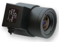 (Click to Enlarge) GVI SECURITY INC [gv-3-5-8adc] - >>> 1/3 INCH  3.5-8MM VARIFOCAL AUTO IRIS DC METAL MOUNT PLASTIC B [gv-3-5-8adc]