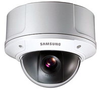(Click to Enlarge) SAMSUNG OPTO-ELECTRONICS AMERI [smg-scc931t] - >>> HIGH IMPACT ANTIVANDAL DOME CAMERA W/ MTRD ZOOM 480TVL 1/4 [smg-scc931t]