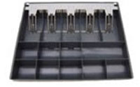 (Click to Enlarge) POSIFLEX [pos-ct4100-us] - >> Cash Tray (without Cover) for the CR-4100 [pos-ct4100-us]