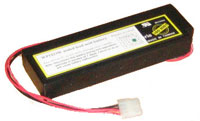 (Click to Enlarge) POSIFLEX [pos-rb2000] - >>> RECHARGEABLE BATTERY FOR ALL POSIFLEX TE (ITEM ALSO KNOWN AS : RB2000) [pos-rb2000]