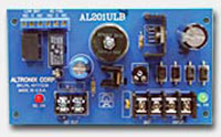 (Click to Enlarge) ALTRONIX CORP [al201ulb] - >> POWER SUPPLY/CHARGER - 12 OR 24VDC @ 1.75 AMP - AC & BATTERY MONITOR. (ITEM ALSO KNOWN AS : ALT-AL201ULB) [al201ulb]