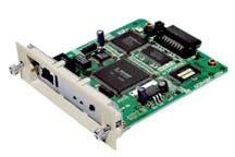 (Click to Enlarge) EPSON AMERICA INC. - EPSON Internal PRINT SERVER 2  10 BASE T 100 BASE-TX Interface CARD [c12c823912]