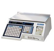 (Click to Enlarge) CAS CORP [lp1000n] - CAS CORP - SCALE - LABEL PRINTING SCALE - 30LB - 4000 PLU [lp1000n]