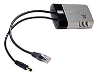 (Click to Enlarge) CISCO SMALL BUSINESS [csc-poes5] - >>> 5 VOLT POE (POWER OVER ETHERNET) SPLITTER BY CISCO SMALL BUSINESS (ITEM ALSO KNOWN AS : POES5) [csc-poes5]