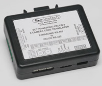 (Click to Enlarge) PANASONIC [pan-sct08p] - >> 8 CHANNEL CAMERA CONTROL CODE CONVERTER (ITEM ALSO KNOWN AS : SCT08P) [pan-sct08p]