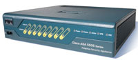 (Click to Enlarge) CISCO SYSTEMS INC. [asa5505-ul-bun-k8] - >>> ASA 5505 APPLIANCE WITH SW - UL USERS - 8 PORTS - DES (ITEM ALSO KNOWN AS : CSC-ASA5505ULBUNK8) [asa5505-ul-bun-k8]