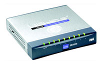 (Click to Enlarge) CISCO SMALL BUSINESS [csc-sd2008] - >> 8-Port 10/100/1000 UNMG SWITCH [csc-sd2008]