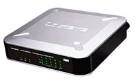 (Click to Enlarge) CISCO SMALL BUSINESS [rvs4000] - >> 4-PORT GIGABIT SECURITY ROUTER WITH VPN [rvs4000]
