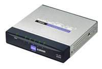 (Click to Enlarge) CISCO SMALL BUSINESS [csc-slm2005] - >> 5-PORT 10/100/1000 SMART SWITC W/ PD AND AC POWER [csc-slm2005]