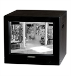 (Click to Enlarge) TATUNG COMPANY OF AMERICA, INC [tat-tbm1503] - >> 15 Inch  B&W CCTV MONITOR METAL CASE 1000TVL AUDIO [tat-tbm1503]