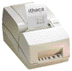 (Click to Enlarge) ITHACA PRINTERS [154prj11-sly] - ITHACA - CUSTOM CONFIG - 150 SERIES - IMPACT RECEIPT PRINTER - VALIDATION - PARALLEL - BEIGE - INCLUDES POWER SUPPLY - CORD - AND CABLE [154prj11-sly]