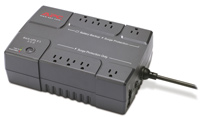 (Click to Enlarge) AMERICAN POWER CONVERSION [apc-be350u] - >> Back-UPS ES 350VA 120V (USB) [apc-be350u]