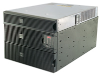 (Click to Enlarge) AMERICAN POWER CONVERSION [surt8000rmxlt-1tf5] - >> APC SMART-UPS RT 8000VA 208V W 208V TO 120V 2U STPDWN TRNSFMR [surt8000rmxlt-1tf5]