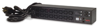 (Click to Enlarge) AMERICAN POWER CONVERSION [apc-ap7911] - >> RACK PDU  SWITCHED  2U  30A 208V  (16) C13 [apc-ap7911]