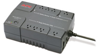 (Click to Enlarge) AMERICAN POWER CONVERSION [apc-be550r] - >> APC BACK-UPS ES 8 OUTLET NO LONGER AVAIL USE APC-BE550G [apc-be550r]