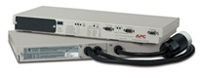 (Click to Enlarge) AMERICAN POWER CONVERSION [su045-1] - >> Rack ATS  20A  208V  (2)L6-20 IN (1)L6-20 OUT [su045-1]