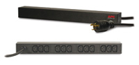 (Click to Enlarge) SCHNEIDER ELECTRIC IT USA INC [ap9566] - >> RACK PDU - BASIC - 1U - 16A - 208V (12)C13 (ITEM ALSO KNOWN AS : APC-AP9566) [ap9566]