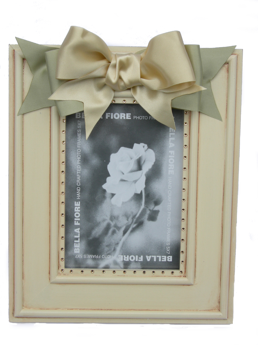 Cream laferier frame by bella fiore home wedding boutique bella fiore picture frames cream laferier frame by bella fiore jeuxipadfo Gallery