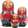G.DeBrekht Russian Nested Dolls