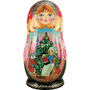 G.DeBrekht Russian Ornament Dolls