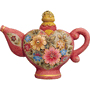 G.DeBrekht Teapot Charms Ornaments