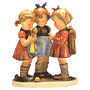 Hummel School Days Figures