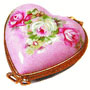 Limoges Heart Boxes