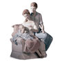 Lladro Peace, Love, Life