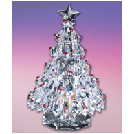 Crystal World Extra Large Christmas Tree