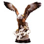 Figurines & Collectibles of Eagles & Hawks