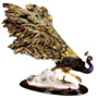 Figurines & Collectibles of Peacocks