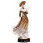 Dressed in Elegance Female Figurines