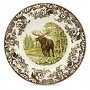 Spode Woodland Moose Collection