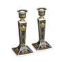 Versace By Rosenthal Candle Holders
