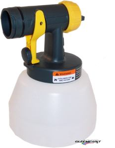 Control Spray, Front-End with 1-1/2Quart Cup