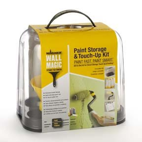 Paint Storage & Touch-Up Kit