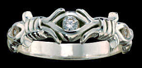 Silver Mother's Ring   3