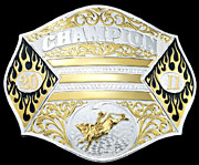 Really Big Custom Buckle