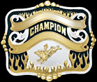 Champion Trophy Buckle 2