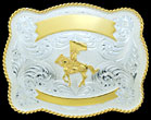 Montana Custom Belt Buckle