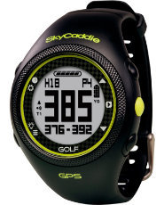 SkyGolf SkyCaddie Golf GPS Watch - Black