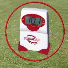 Golf Swing Speed Indicator