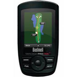 Bushnell Yardage Pro XGC Plus Golf GPS